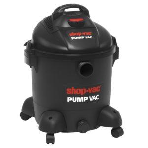 Wassersauger mit Pumpe 1