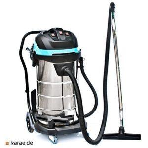Wassersauger mit Pumpe 3