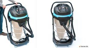 Wassersauger mit Pumpe 31