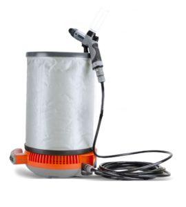 Hochdruckreiniger mit Wassertank 1