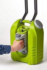 Hochdruckreiniger mit Wassertank 33